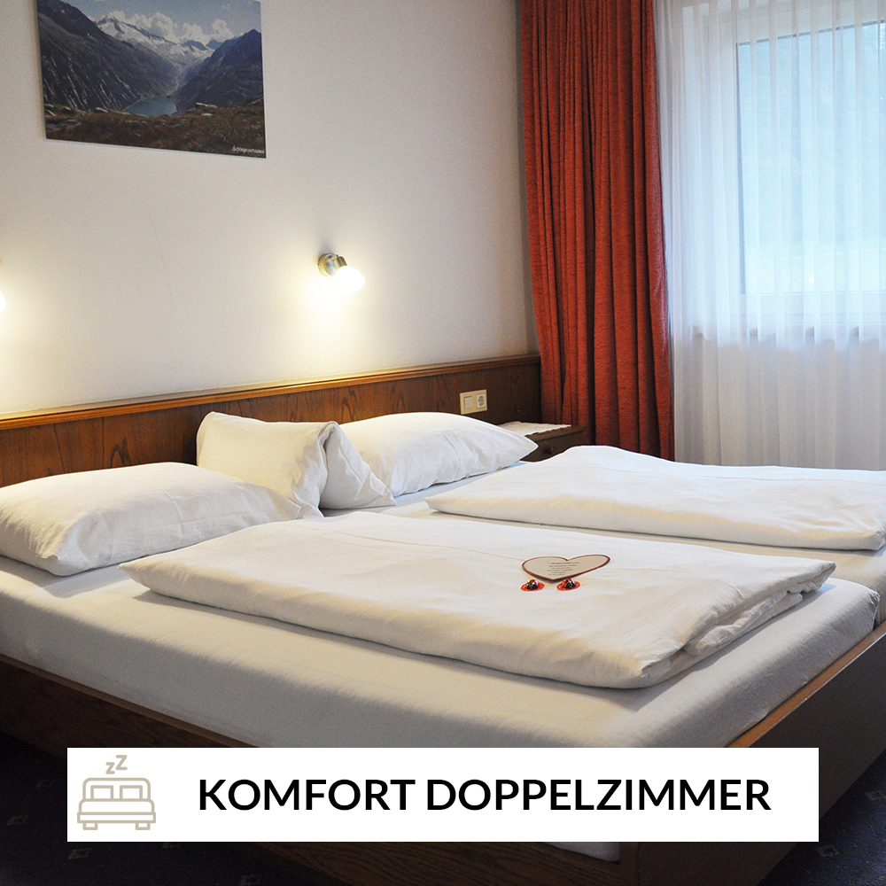 Doppelzimmer Mayrhofen